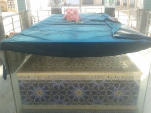 Fayd-i Kashani's grave, Kashan